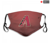 Arizona Diamondbacks Face Mask - Reuseable, Fashionable, Several Styles