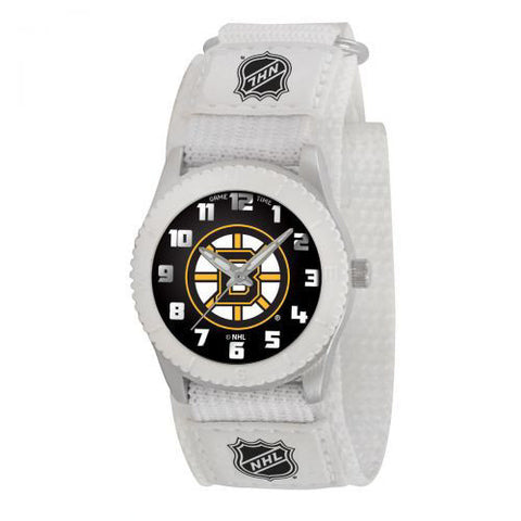 Boston Bruins Watch - Kids White Watch