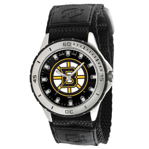 Boston Bruins Watch - Kids/Mens Veteran Watch