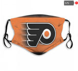 Philadelphia Flyers Face Mask - Reuseable, Fashionable, Washable, Several Styles,
