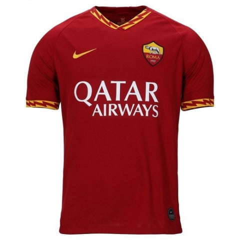 AS Roma Home 19/20 Jersey - Custom Any Name or Number