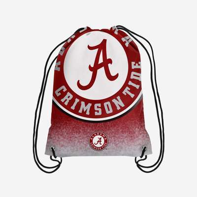 Alabama Crimson Tide Backkpack - Gradient Drawstring Backpack