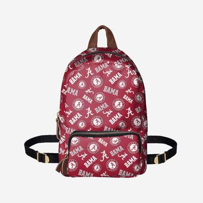 Alabama Crimson Tide Backpack - Printed Collection Mini Backpack