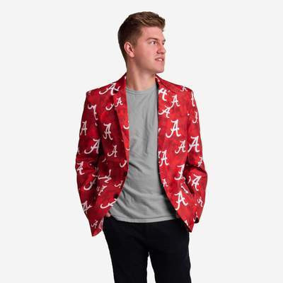 Alabama Crimson Tide Jacket - Digital Camo Suit Jacket
