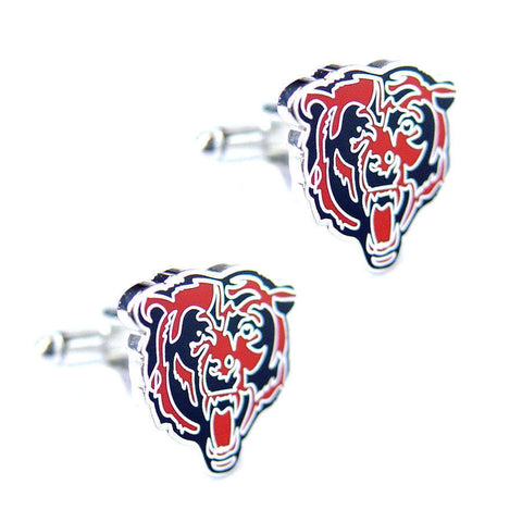 Chicago Bears Cuff Links - Logo