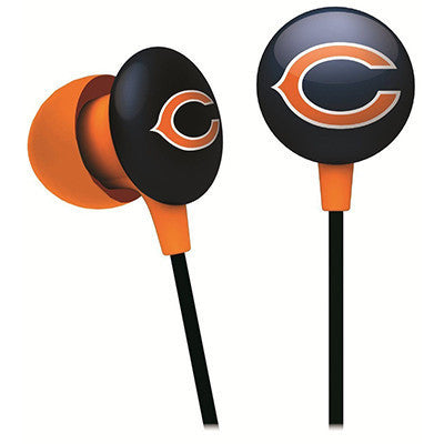 Chicago Bears iHip Ear Buds