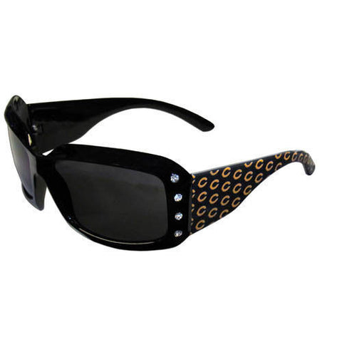 Chicago Bears Sunglasses - Ladies Rhinestone Sunglasses