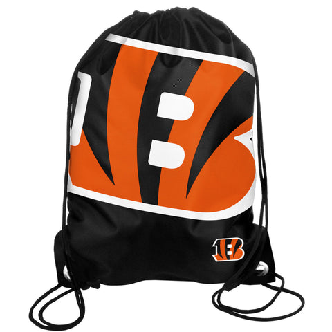 Cincinnati Bengals Backpack - Drawstring Backpack