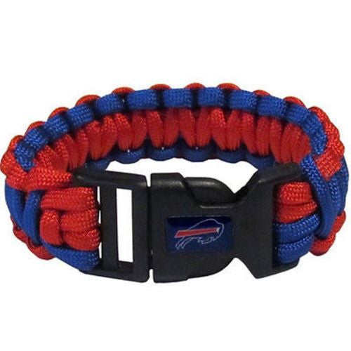 Buffalo Bills Bracelet - Survivor Paracord Bracelet