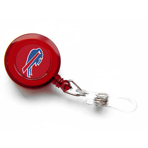 Buffalo Bills Lanyard W/ Clip - Retractable