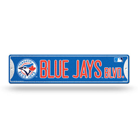 Toronto Blue Jays Sign - Bling Street Sign