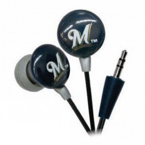 Milwaukee Brewers iHip Ear Buds