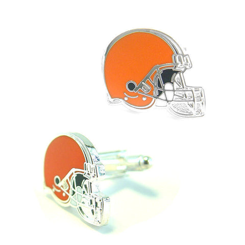 Cleveland Browns Cuff Links - Logo