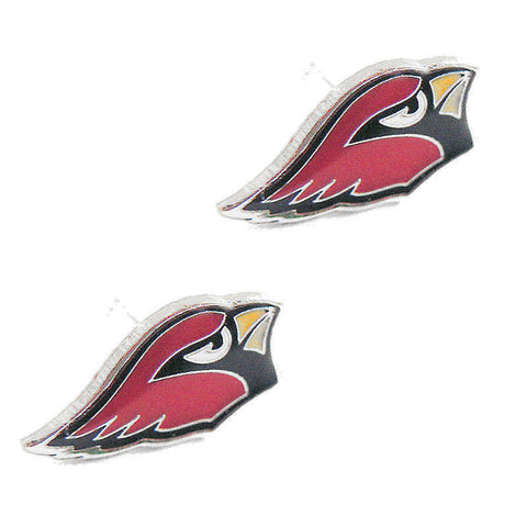Arizona Cardinal Earrings - Logo Stud Earrings