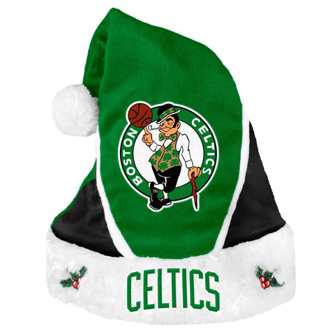 Boston Celtics Santa Hat
