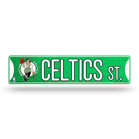 Boston Celtics Sign - Bling Street Sign