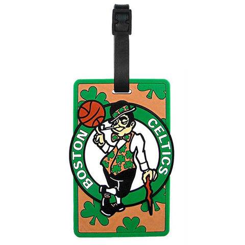 Boston Celtics Luggage Tag