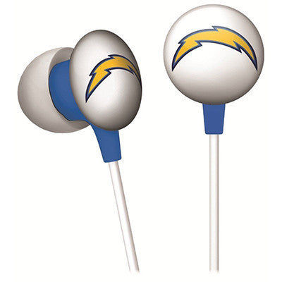 Los Angeles Chargers iHip Ear Buds
