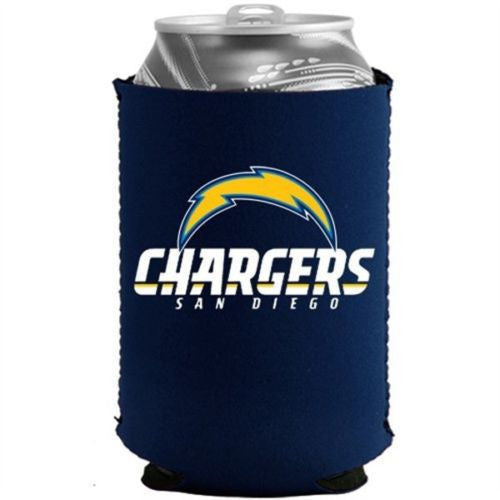 San Diego Chargers Koozie - Wetsuit