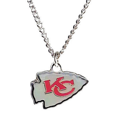 Kansas City Chiefs Necklace - Logo Necklace