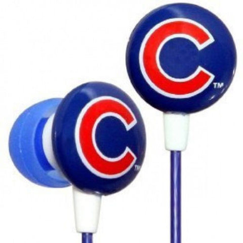 Chicago Cubs iHip Ear Buds