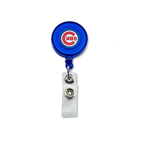 Chicago Cubs Badge - Retractable Badge Reel