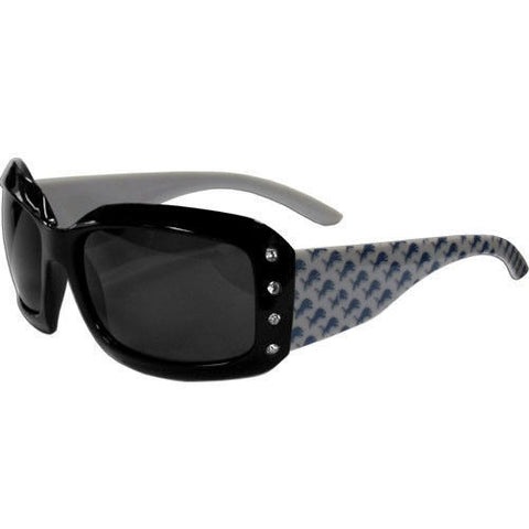 Detroit Lions Sunglasses - Ladies Rhinestone Sunglasses