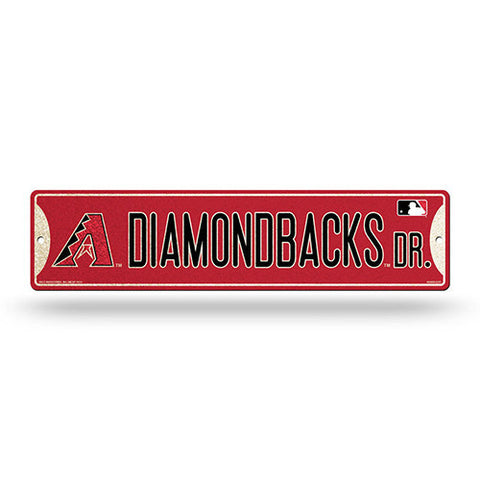 Arizona Diamondbacks Sign - Bling Street Sign