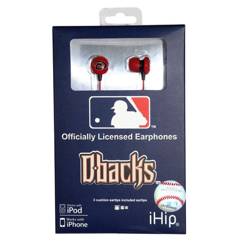 Arizona Diamondbacks iHip Ear Buds