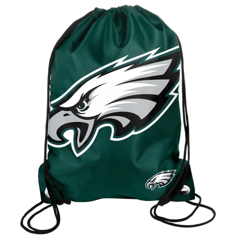 Philadelphia Eagles Backpack - Drawstring Backpack