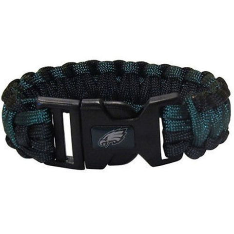 Philadelphia Eagles Bracelet - Survivor Paracord Bracelet
