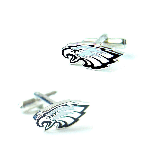 Philadelphia Eagles Cuff Links - Logo