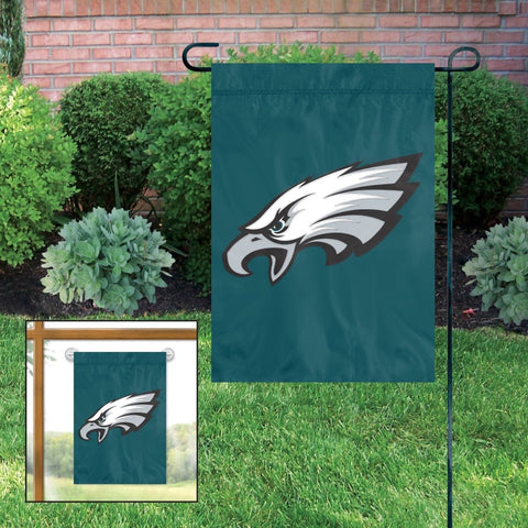 "Philadelphia Eagles flag - Indoor/Outdoor 15""x10"" Garden Flag"