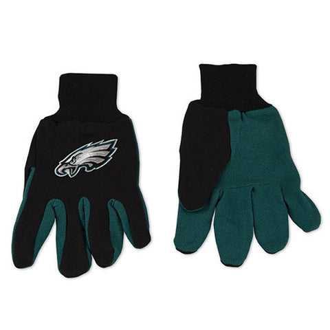 Philadelphia Eagles Gloves - Utility Work Gloves