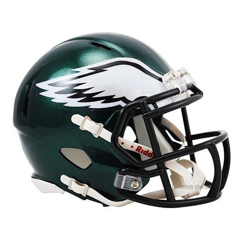 Philadelphia Eagles Helmet - Riddell Speed Mini Helmet