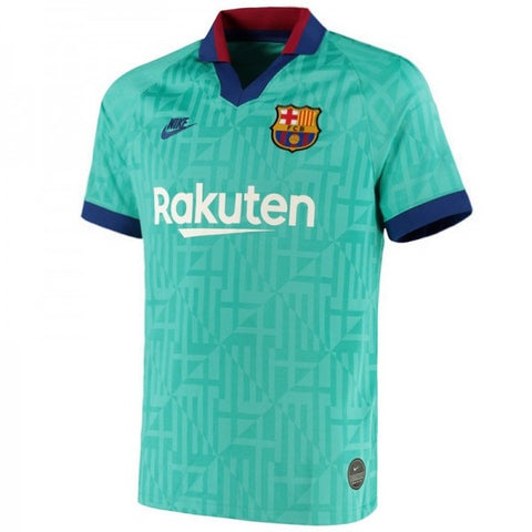 Barcelona 19/20 Third Jersey - Custom Any Name or Number