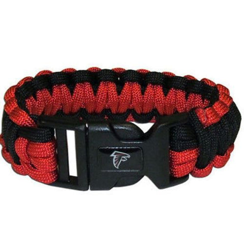 Atlanta Falcons Bracelet - Survivor Paracord Bracelet