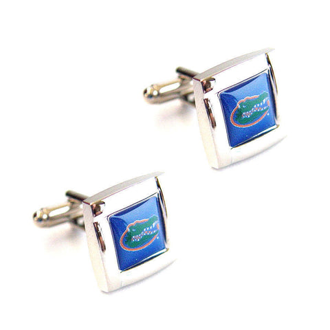 Florida Gators Square Cuff Links