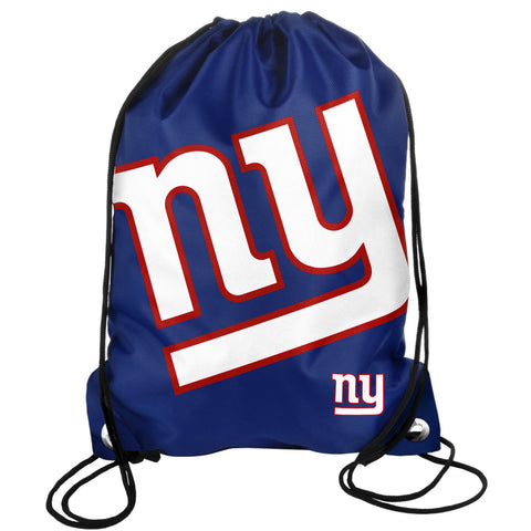 New York Giants Backpack - Drawstring Backpack