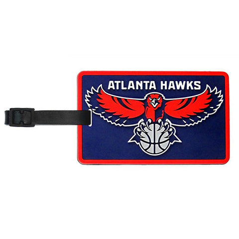 Atlanta Hawks Luggage Tag