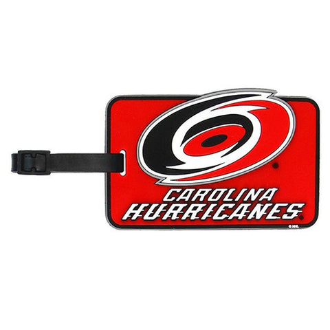 Carolina Hurricanes Luggage Tag