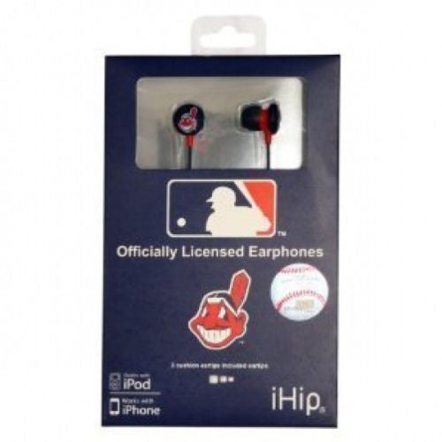 Cleveland Indians iHip Ear Buds