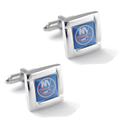 New York Islanders Square Cuff Links