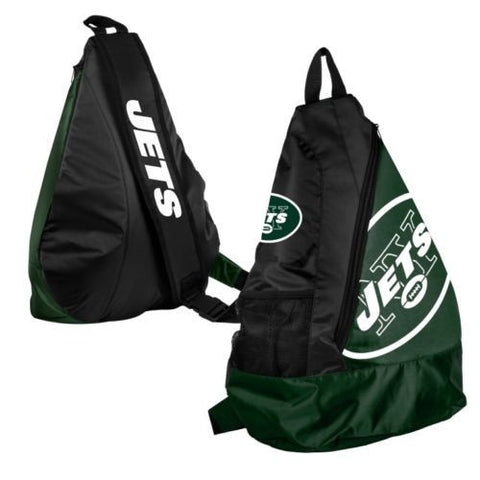 New York Jets Sling Style Backpack