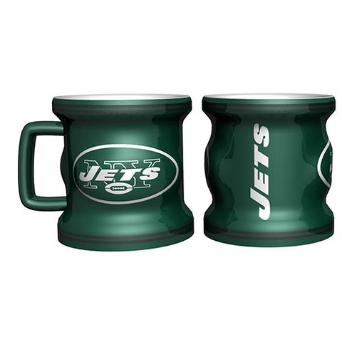New York Jets Mug Shot Glass (2 oz.)
