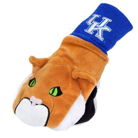 Kentucky Wildcats Gloves - Insulated Children's Mascot Mittens