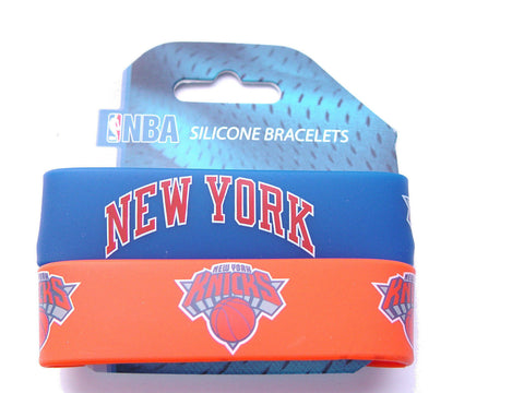 New York Knicks Rubber Wrist Bands