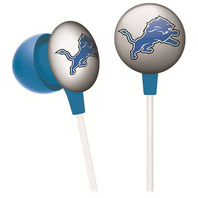 Detroit Lions iHip Ear Buds