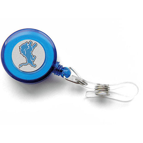 Detroit Lions Lanyard - Retractable Lanyard W/ Clip