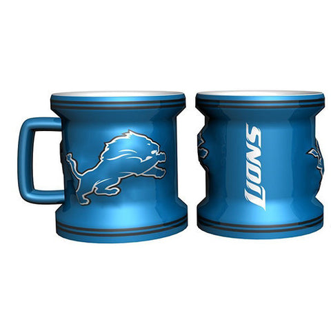 Detroit Lions Mug Shot Glass (2 oz.)